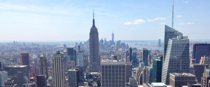 Un mes viviendo en New York, el video